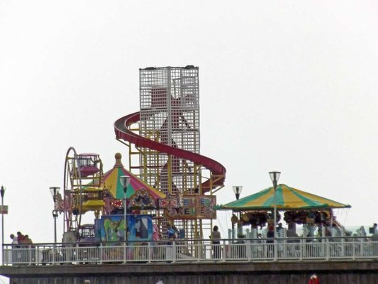 Bournemouth Pier Amusements