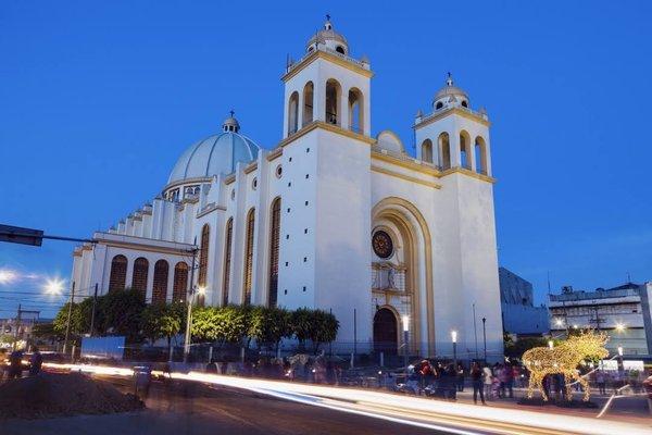 Metropolitan Cathedral of San Salvador