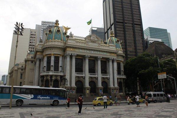 Municipal Theater of Macae