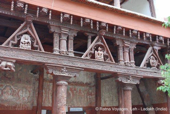 Alchi Monastery - Choskhor
