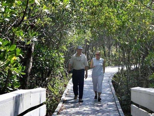 Four Mile Cove Ecological Preserve