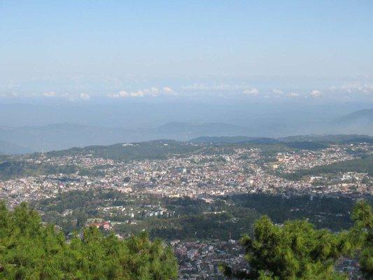 Shillong View Point, Laitkor Peak