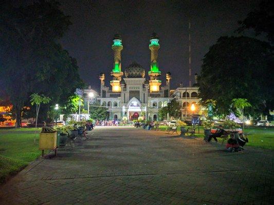 Malang City Square