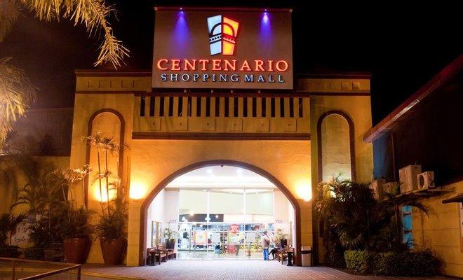 Centenario Shopping Mall