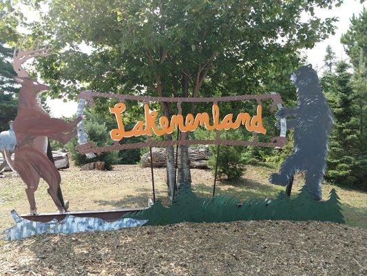 Lakenenland