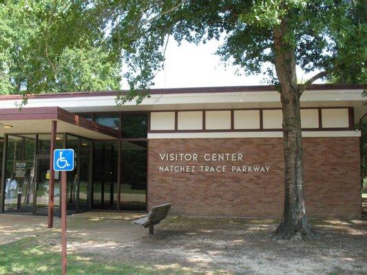 Natchez Trace Parkway Visitor Center