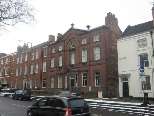 Pickford's House