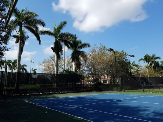 Sunrise Tennis Club Park