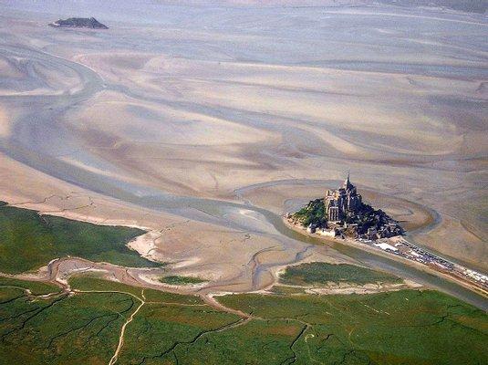 Mont Saint-Michel Bay