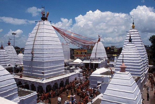 Baba Baidyanath Jyotirlinga Temple