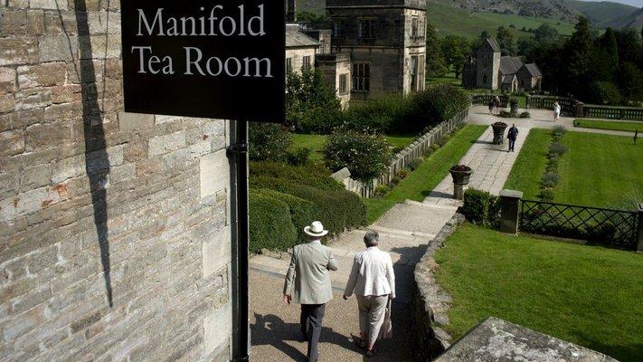 Manifold Tea-room
