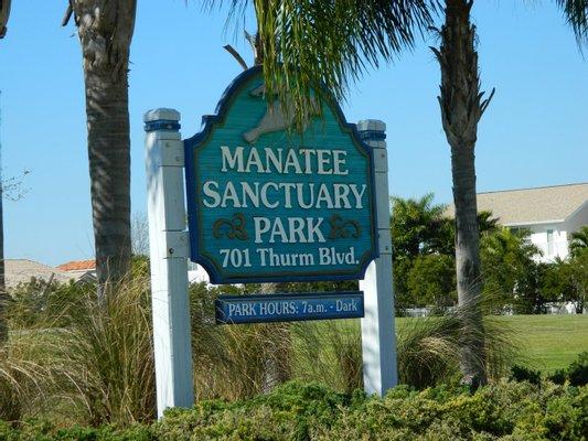 Manatee Sanctuary Park