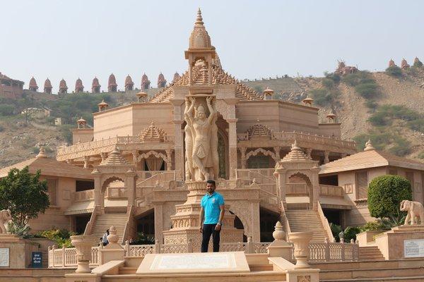 Nareli Gyanoday Digamber Jain Temple