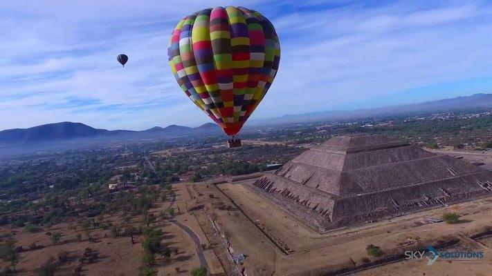 🎈 Sky Balloons México | Vuelos en Globo Teotihuacán