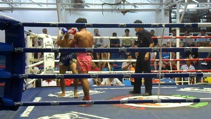 Patong Boxing Stadium Sainamyen