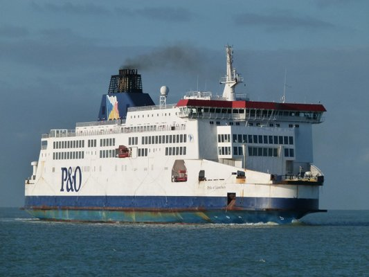 P&O Dover ferries