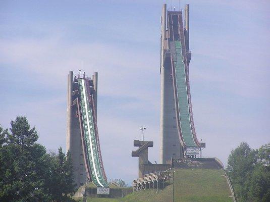 Lake Placid Olympic Ski Jumping Complex