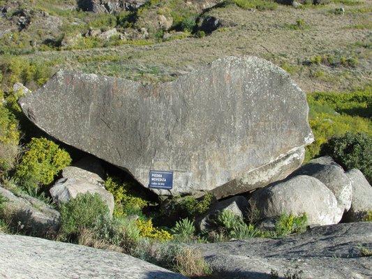 Piedra Movediza