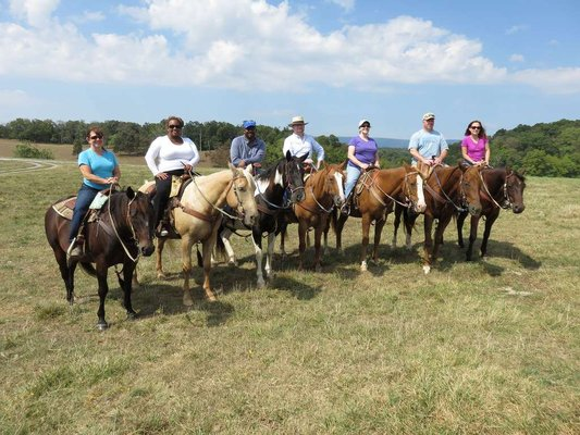 Mendes Ranch and Trail Rides, Inc.