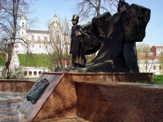 Monument to Alexander Pushkin