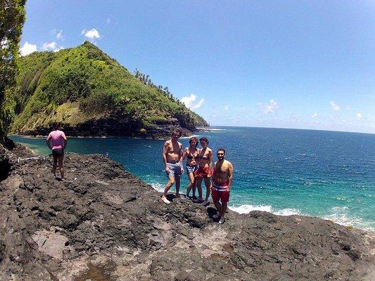 Teahupoo Tahiti Surfari
