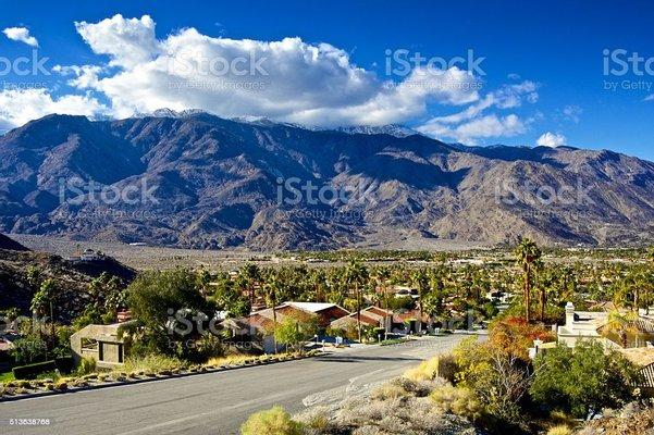 San Jacinto Mountains