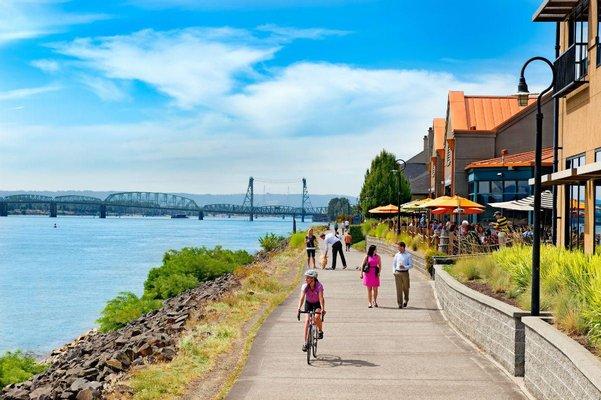 Waterfront Renaissance Trail Vancouver WA