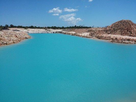 Lagoa Azul de Itatiba