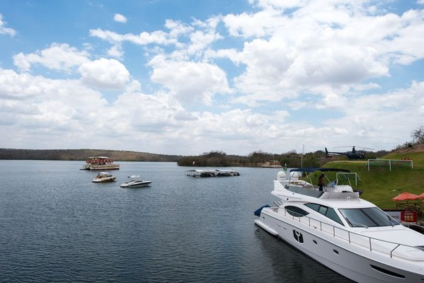 Catamaran Croa the Goré