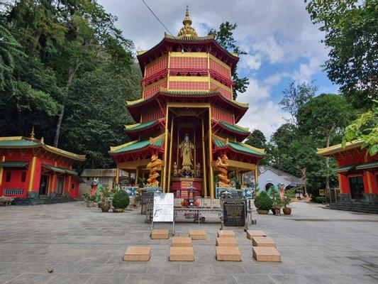 Wat Tham Suea (Tiger Cave Temple)