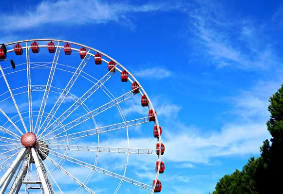 the wheel of venice