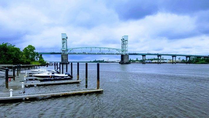 The Riverwalk Landing
