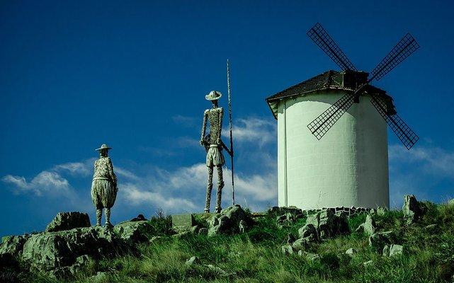 Monument to Don Quixote