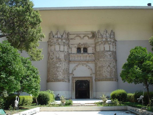 Damascus National Museum