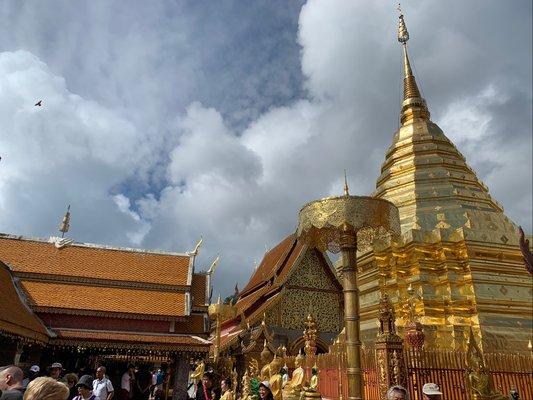 Wat Phra That Doi Suthep, Ratchaworawihan