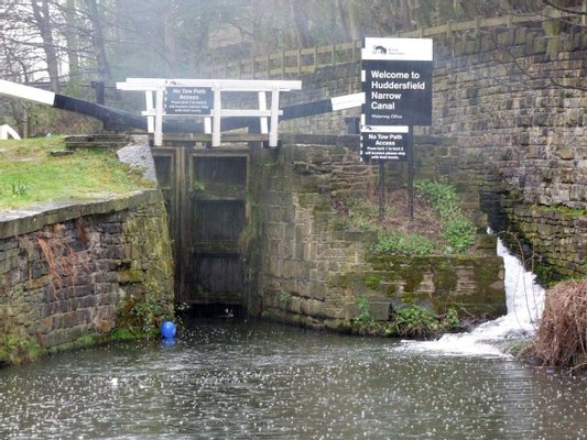 Standedge Tunnel and Visitor Centre, Canal & River Trust