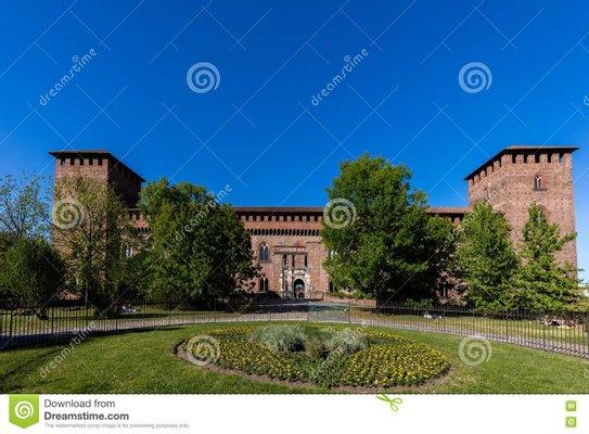 Visconti Castle - Civic Museums
