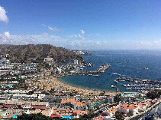 Paseo Costa Canaria