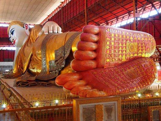 Chauk Htat Kyi Pagoda