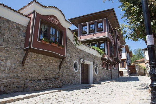 Ancient Town Of Plovdiv - Architectural Reserve
