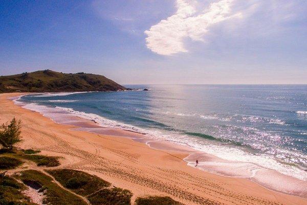 Garopaba Beach - Santa Catarina - Brasil