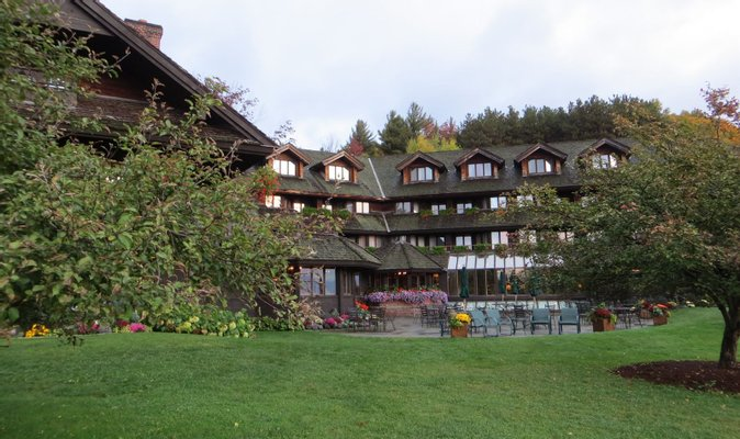 Outdoor Center at Trapp Family Lodge