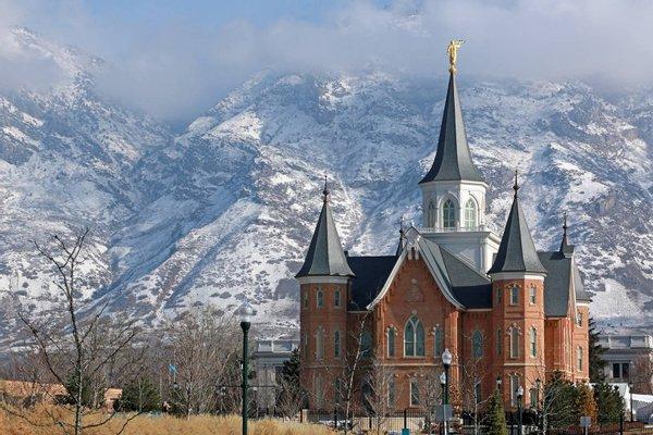 Provo City Center Utah Temple