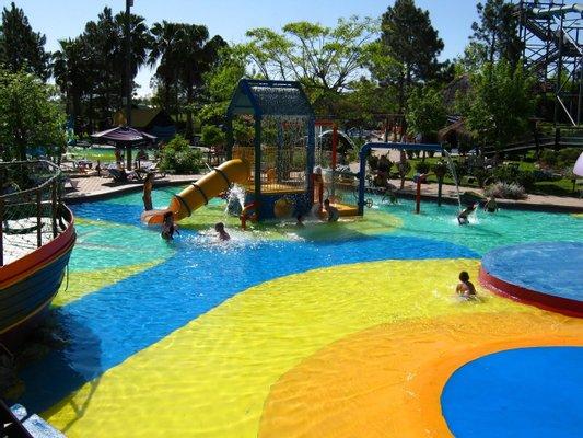 Acuamanía Water Park
