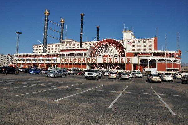 Colorado Belle Casino Resort