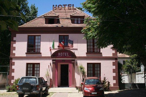 Hotel Quinta Vergara
