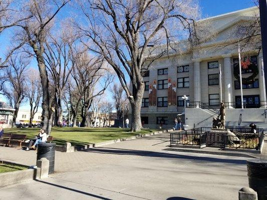 Courthouse Plaza
