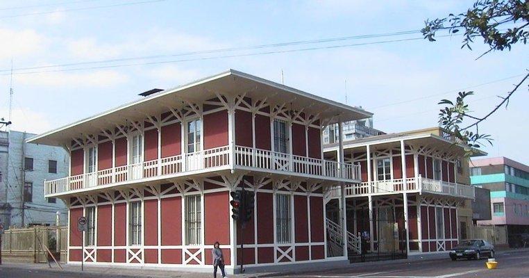 Antofagasta Regional Library