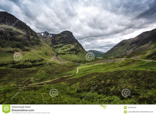 Loch Lomond & The Trossachs National Park