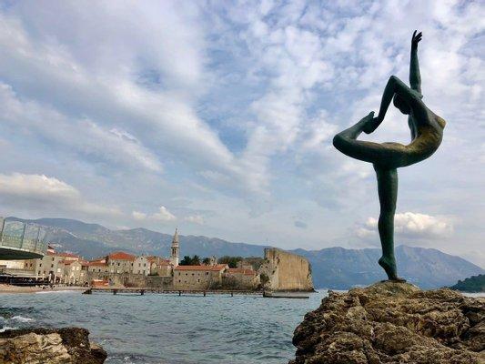 Statua Ballerina